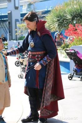 Dr. Strange Arrives at Disney California Adventure-21