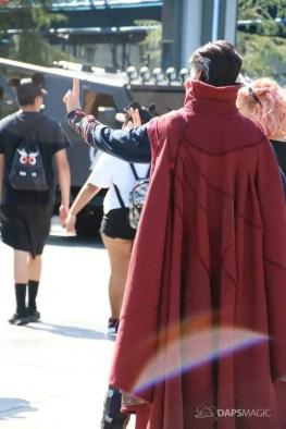 Dr. Strange Arrives at Disney California Adventure-22