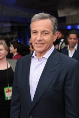 """Bob Iger attends the world premiere of """"Solo: A Star Wars Story"""" in Hollywood on May 10, 2018. (Photo: Alex J. Berliner/ABImages)"""