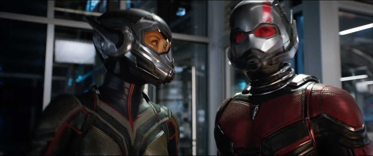 New Look Revealed for Ant-Man and the Wasp As Tickets Go On Sale