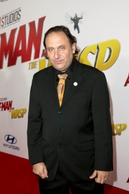 """HOLLYWOOD, CA - JUNE 25: Gregg Turkington attends the Los Angeles Global Premiere for Marvel Studios' """"Ant-Man And The Wasp"""" at the El Capitan Theatre on June 25, 2018 in Hollywood, California. (Photo by Jesse Grant/Getty Images for Disney) *** Local Caption *** Gregg Turkington"""