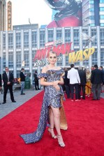 """HOLLYWOOD, CA - JUNE 25: Meg Donnelly attends the Los Angeles Global Premiere for Marvel Studios' """"Ant-Man And The Wasp"""" at the El Capitan Theatre on June 25, 2018 in Hollywood, California. (Photo by Alberto E. Rodriguez/Getty Images for Disney) *** Local Caption *** Meg Donnelly"""