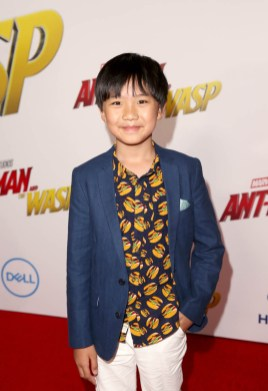 """HOLLYWOOD, CA - JUNE 25: Ian Chen attends the Los Angeles Global Premiere for Marvel Studios' """"Ant-Man And The Wasp"""" at the El Capitan Theatre on June 25, 2018 in Hollywood, California. (Photo by Jesse Grant/Getty Images for Disney) *** Local Caption *** Ian Chen"""