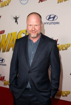 """HOLLYWOOD, CA - JUNE 25: Joss Whedon attends the Los Angeles Global Premiere for Marvel Studios' """"Ant-Man And The Wasp"""" at the El Capitan Theatre on June 25, 2018 in Hollywood, California. (Photo by Jesse Grant/Getty Images for Disney) *** Local Caption *** Joss Whedon"""