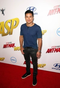 """HOLLYWOOD, CA - JUNE 25: Mario Lopez attends the Los Angeles Global Premiere for Marvel Studios' """"Ant-Man And The Wasp"""" at the El Capitan Theatre on June 25, 2018 in Hollywood, California. (Photo by Jesse Grant/Getty Images for Disney) *** Local Caption *** Mario Lopez"""