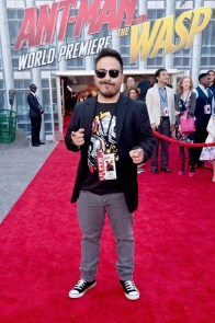 """HOLLYWOOD, CA - JUNE 25: Influencer attends the Los Angeles Global Premiere for Marvel Studios' """"Ant-Man And The Wasp"""" at the El Capitan Theatre on June 25, 2018 in Hollywood, California. (Photo by Alberto E. Rodriguez/Getty Images for Disney)"""