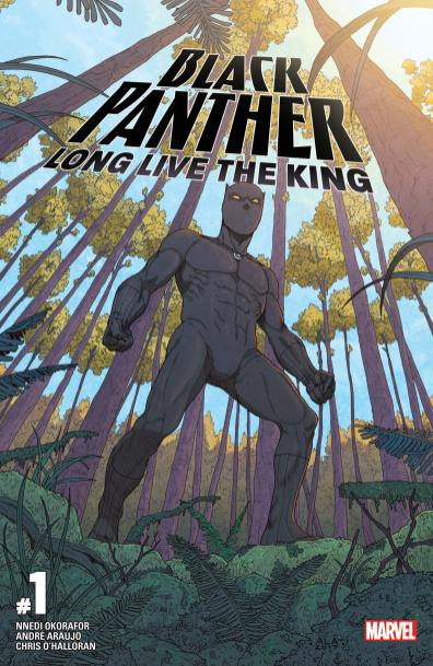 Black Panther - Long Live the King #1