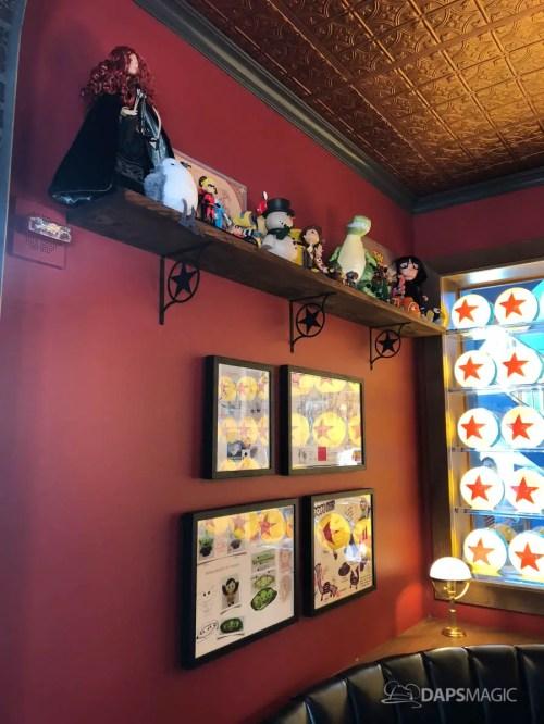 Lamplight Lounge - Pixar Pier at Disney California Adventure - Disneyland Resort