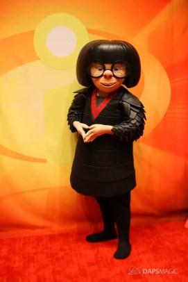 Pixar Pier Media Event - Edna Mode-2