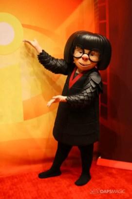 Pixar Pier Media Event - Edna Mode-4