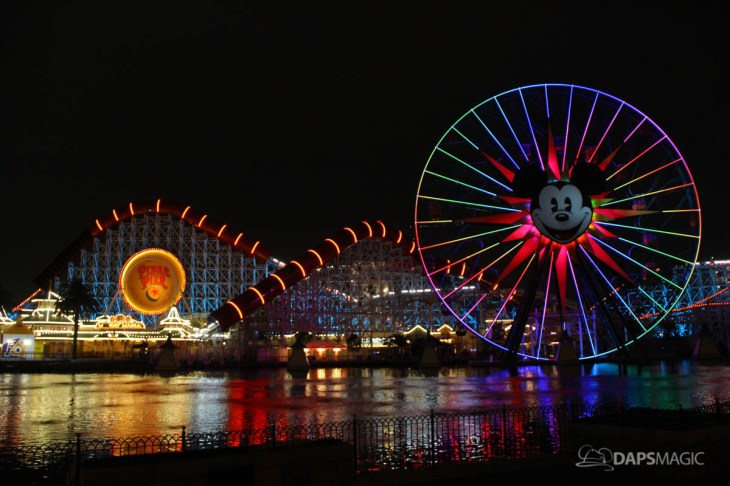 Pixar Pier Media Event - Night-17