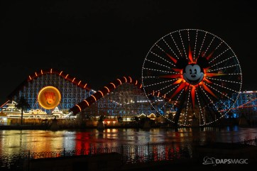Pixar Pier Media Event - Night-23