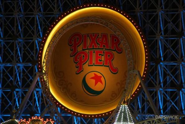 Pixar Pier Media Event - Night-26