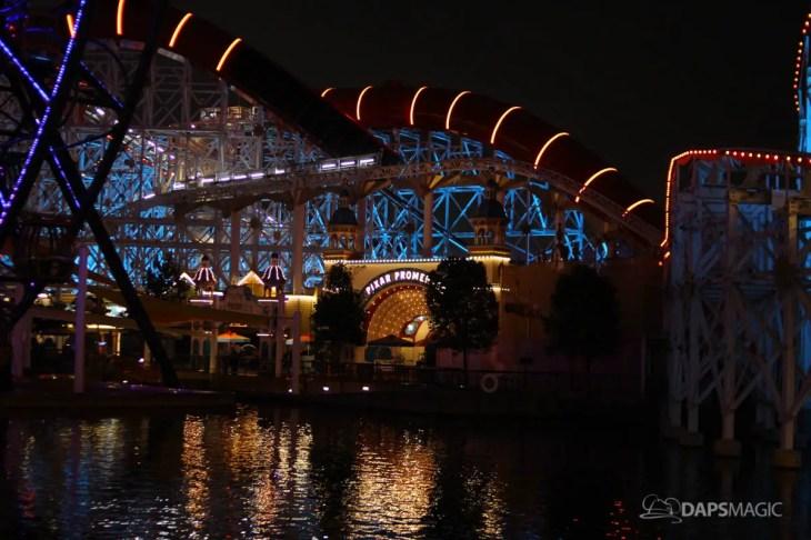 Pixar Pier Media Event - Night-36