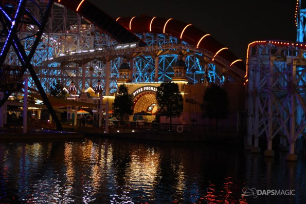 Pixar Pier Media Event - Night-38