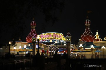 Pixar Pier Media Event - Night-45