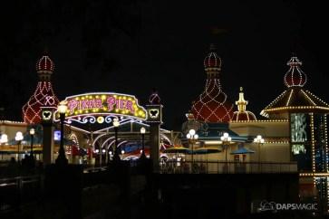 Pixar Pier Media Event - Night-54
