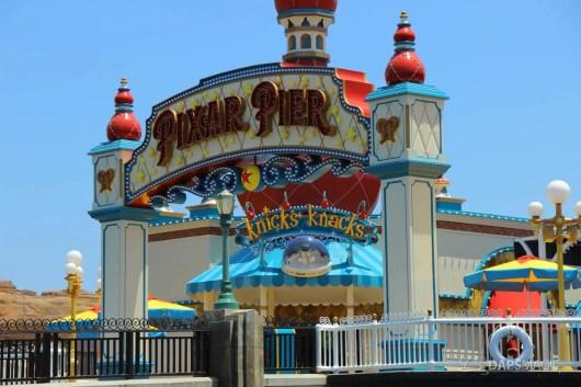 Pixar Pier Media Event - Outside-10