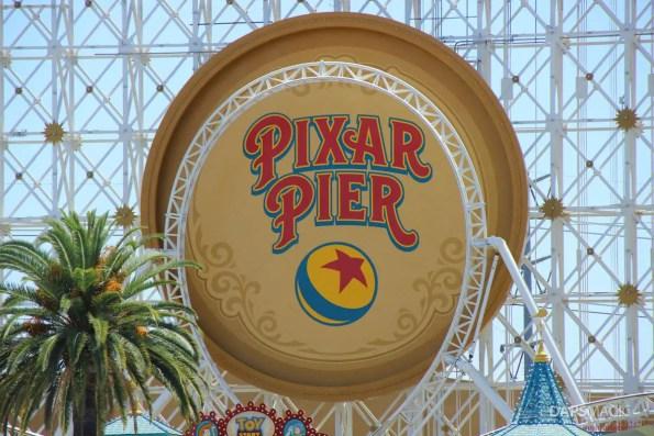Pixar Pier Media Event - Outside-12