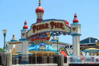 Pixar Pier Media Event - Outside-14