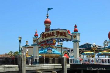 Pixar Pier Media Event - Outside-15