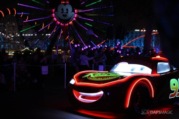 Pixar Pier Media Event - Paint the Night with Incredibles Float-18