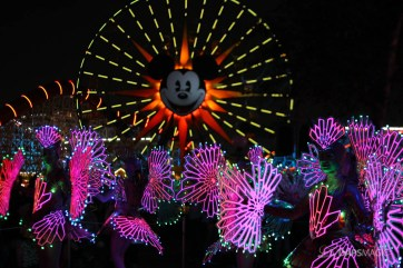 Pixar Pier Media Event - Paint the Night with Incredibles Float-24