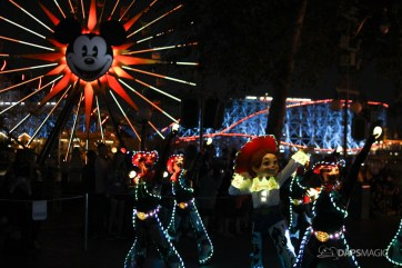 Pixar Pier Media Event - Paint the Night with Incredibles Float-29