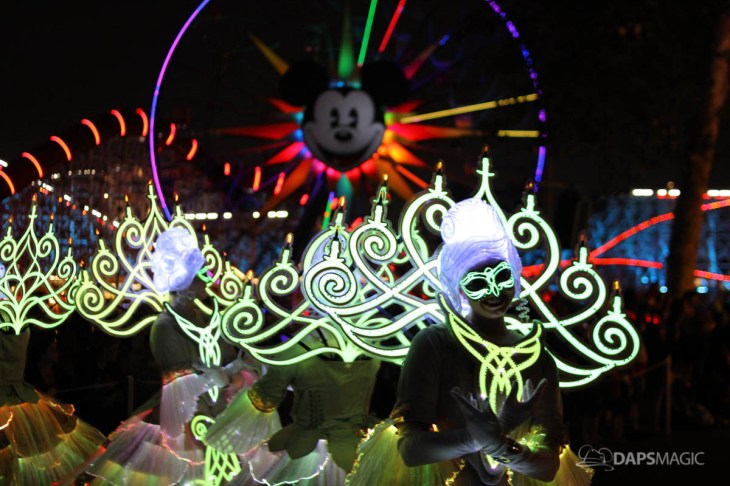 Pixar Pier Media Event - Paint the Night with Incredibles Float-34