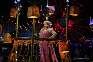 Pixar Pier Media Event - Paint the Night with Incredibles Float-38