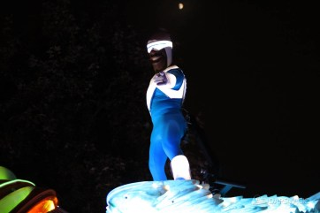 Pixar Pier Media Event - Paint the Night with Incredibles Float-61