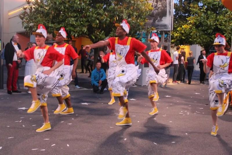 Disney FanDaze - Dance Your DuckTales Parade