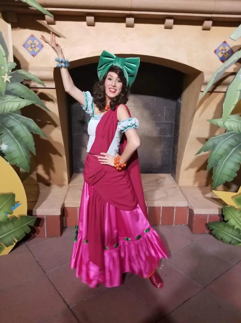 Disney FanDaze - Yaya