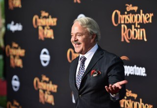 BURBANK, CA - JULY 30: Actor Jim Cummings attends the world premiere of Disney's 'Christopher Robin' at the Main Theater on the Walt Disney Studios lot in Burbank, CA on July 30, 2018. (Photo by Alberto E. Rodriguez/Getty Images for Disney) *** Local Caption *** Jim Cummings