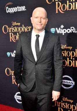 BURBANK, CA - JULY 30: Director Marc Forster attends the world premiere of Disney's 'Christopher Robin' at the Main Theater on the Walt Disney Studios lot in Burbank, CA on July 30, 2018. (Photo by Alberto E. Rodriguez/Getty Images for Disney) *** Local Caption *** Marc Forster
