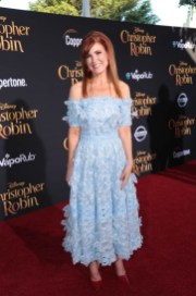 "Producer Kristin Burr attends the world premiere of Disney's ""Christopher Robin"" at the Main Theater on the Walt Disney Studios lot in Burbank, CA on July 30, 2018. (Photo: Alex J. Berliner/ABImages)"