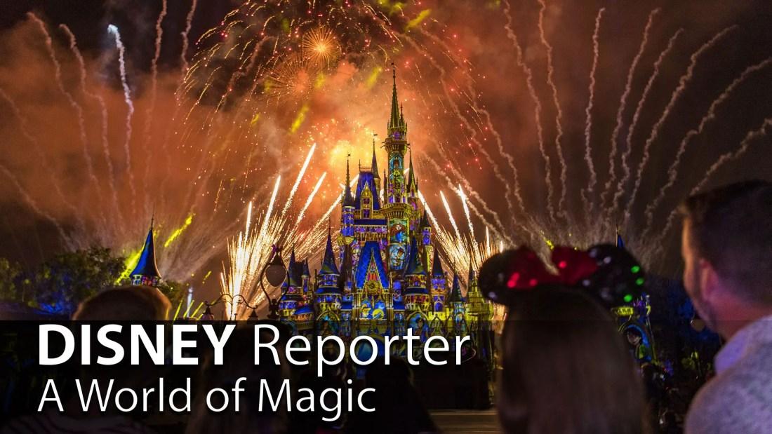 A World of Magic - DISNEY Reporter