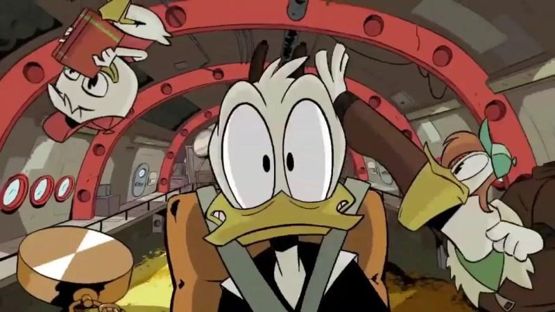 Donald Duck - DuckTales