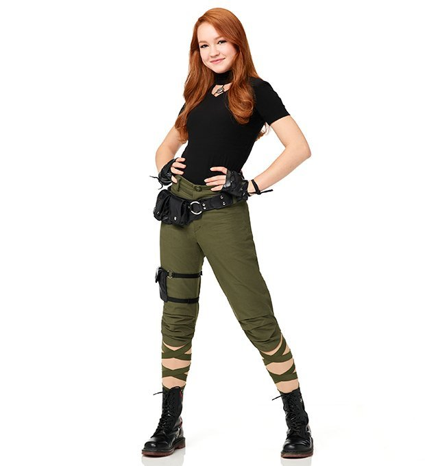 Sadie Stanley as Kim Possible