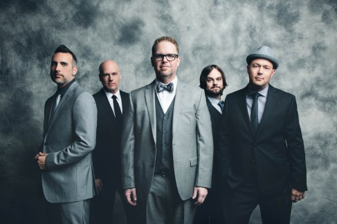 "MercyMe (""I Can Only Imagine"") will perform Sept. 4-5 at America Gardens Theatre at 5:30, 6:45 and 8 p.m. during the 23rd Epcot International Food & Wine Festival ""Eat to the Beat"" concert series. Performances are included with Epcot admission. (Disney)"