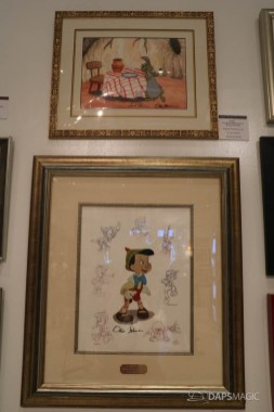 Snow White to Star Wars - A Disney Fine Art Exhibit at the Chuck Jones Gallery-13