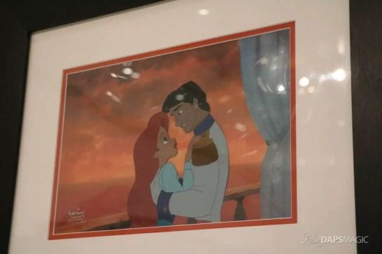 Snow White to Star Wars - A Disney Fine Art Exhibit at the Chuck Jones Gallery-17