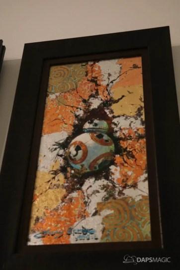 Snow White to Star Wars - A Disney Fine Art Exhibit at the Chuck Jones Gallery-21