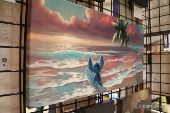 Snow White to Star Wars - A Disney Fine Art Exhibit at the Chuck Jones Gallery-25
