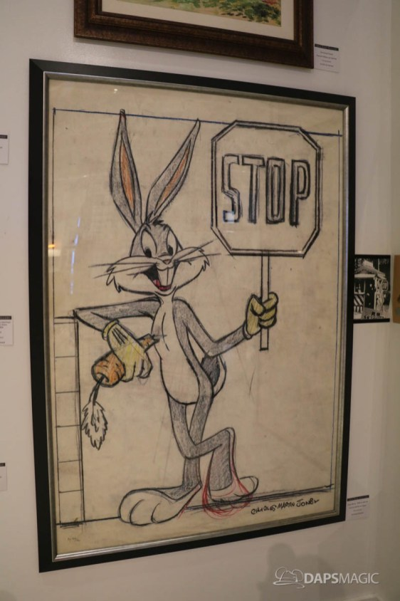 Snow White to Star Wars - A Disney Fine Art Exhibit at the Chuck Jones Gallery-26