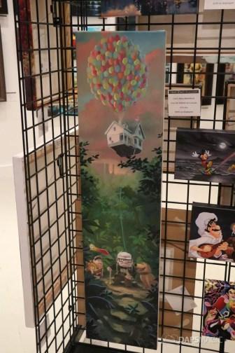 Snow White to Star Wars - A Disney Fine Art Exhibit at the Chuck Jones Gallery-29