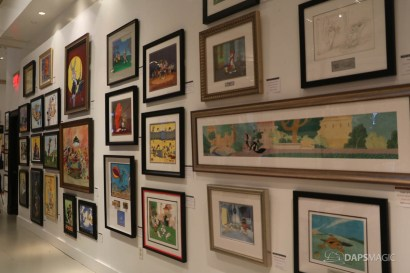 Snow White to Star Wars - A Disney Fine Art Exhibit at the Chuck Jones Gallery-30