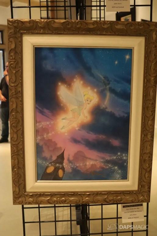 Snow White to Star Wars - A Disney Fine Art Exhibit at the Chuck Jones Gallery-44