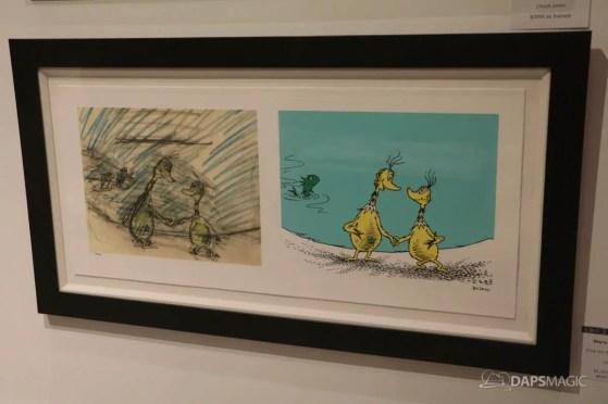 Snow White to Star Wars - A Disney Fine Art Exhibit at the Chuck Jones Gallery-47
