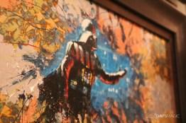 Snow White to Star Wars - A Disney Fine Art Exhibit at the Chuck Jones Gallery-7
